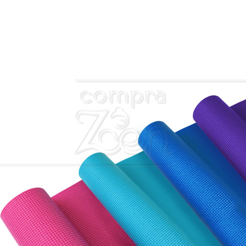 tapete p yoga em pvc vida simples 3 mm roxo 1 7 m ekomat. Black Bedroom Furniture Sets. Home Design Ideas