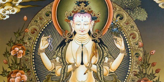 Resultado de imagem para mantras budistas tibetanos
