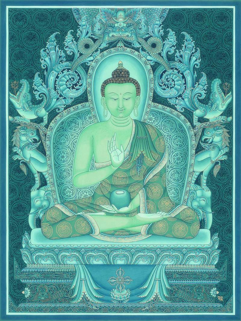https://www.comprazen.com.br/imgblog/cinco-budas-da-meditacao-budismo-tibetano-dharma-mantra-amitabha-nosso-blog-7.jpg
