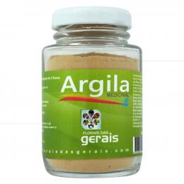 ARGILA MEDICINAL 100 G|FLORAIS DAS GERAIS
