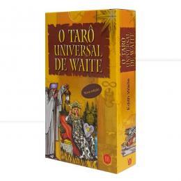 TARO UNIVERSAL DE WAITE - 78 CARTAS (NOVA EDIÇÃO)|EDITH WAITE - ISIS