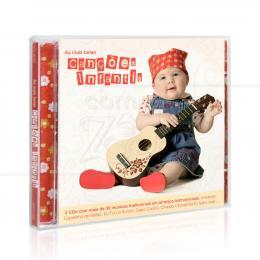 MAIS BELAS CANÇÕES INFANTIS (DUPLO), AS|ALEXANDRE GUERRA  -  AZUL MUSIC