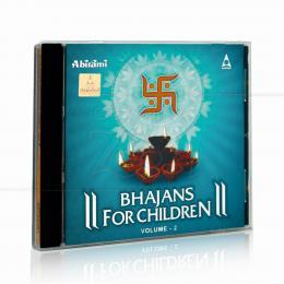 BHAJANS FOR CHILDREN VOL. 2 (IMPORTADO)|CHARUMATHY SHANKAR IYER & BAIRAVI  -  ABIRAMI