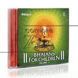 BHAJANS FOR CHILDREN VOL. 3 (IMPORTADO)|CHARUMATHY SHANKAR IYER & BAIRAVI  -  ABIRAMI