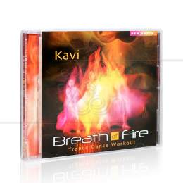 BREATH OF FIRE - TRANCE DANCE WORKOUT (IMPORTADO)|KAVI  -  NEW EARTH