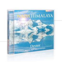 NADA HIMALAYA - MUSIC FOR MEDITATION (IMPORTADO)|DEUTER  -  NEW EARTH