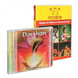 PROMOÇÃO KIT SONS DA ÍNDIA – CD + DVD|VÁRIOS