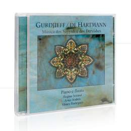 GURDJIEFF/DE HARTMANN VOL. 2 - MÚSICA DOS SAYYIDS E DOS DERVISHES|REGINA AMARAL  -  SONHOS E SONS