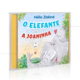 ELEFANTE E A JOANINHA, O|HÉLIO ZISKIND  -  MCD