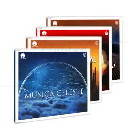 PROMOÇÃO KIT AMBIENCE 2 -  4 CDS|AZUL MUSIC