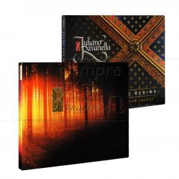 PROMOÇÃO KIT CANTO GREGORIANO – 2 CDS|JULIANO RAVANELLO