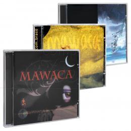 PROMOÇÃO KIT MAWACA - 3 CDS|MAWACA  -  AZUL MUSIC