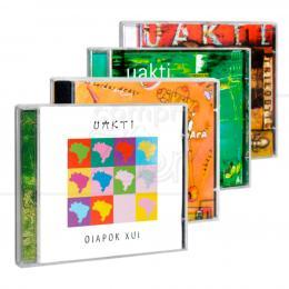 PROMOÇÃO KIT UAKTI – 4 CDS|SONHOS E SONS