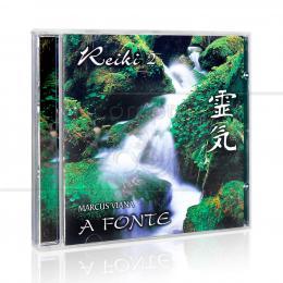 REIKI VOL. 2 - A FONTE|MARCUS VIANA  -  SONHOS E SONS