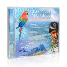 SINFONIA DA NATUREZA - BRAZILIAN LANDSCAPES|MARCUS VIANA  -  SONHOS E SONS