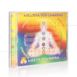 MELODIA DOS CHAKRAS|MEETA RAVINDRA  -  MEETA RAVINDRA