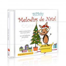 MPBABY - MELODIAS DE NATAL|REGINALDO FRAZATTO JR.  -  MCD