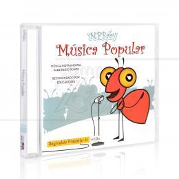 MPBABY - MÚSICA POPULAR REGINALDO FRAZATTO JR.  -  MCD