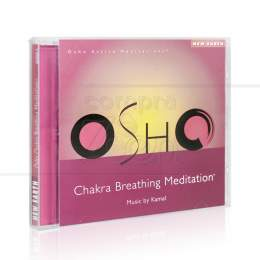 OSHO CHAKRA BREATHING MEDITATION (IMPORTADO)|KAMAL  -  NEW EARTH