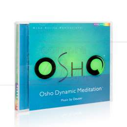 OSHO DYNAMIC MEDITATION (IMPORTADO)|DEUTER  -  NEW EARTH