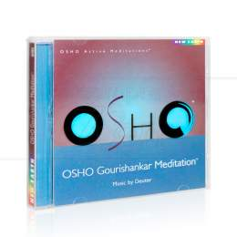 OSHO GOURISHANKAR MEDITATION (IMPORTADO)|DEUTER  -  NEW EARTH
