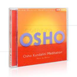 OSHO KUNDALINI MEDITATION (IMPORTADO)|DEUTER  -  NEW EARTH