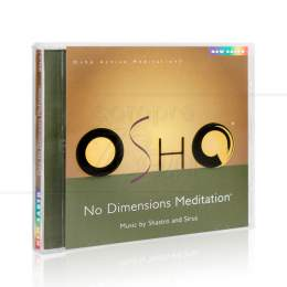 OSHO NO DIMENSIONS MEDITATION (IMPORTADO)|SHASTRO AND CIRUS  -  NEW EARTH