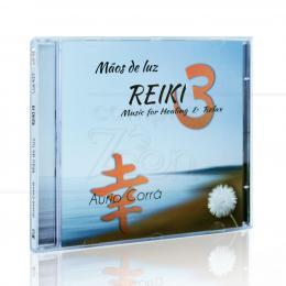 REIKI 3 - MÃOS DE LUZ - MUSIC FOR HEALING & RELAX|AURIO CORRÁ  -  LUA MUSIC