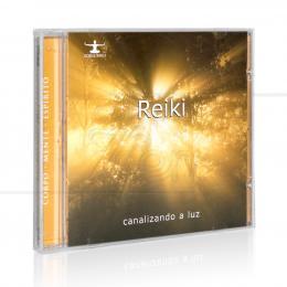 REIKI - CANALIZANDO A LUZ|DAVID WATTS  -  MCD