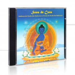 SONS DE CURA - SADANA DO BUDA DA MEDICINA E PRECES DO BUDA DA MEDICINA|GESHE KELSANG GYATSO  -  THARPA BRASIL