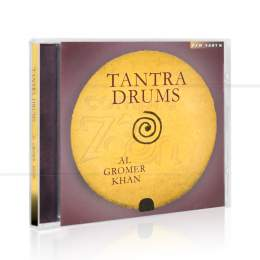 TANTRA DRUMS (IMPORTADO)|AL GROMER KHAN  -  NEW EARTH