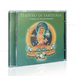 TESOURO DE SABEDORIA - SADHANA DE MANJUSHRI|GESHE KELSANG GYATSO  -  THARPA BRASIL