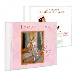 PROMOÇÃO KIT MANTRAS TOMAZ LIMA - 2 CDS|TOMAZ LIMA - TLL
