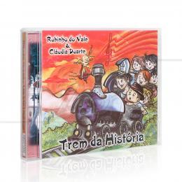 TREM DA HISTÓRIA|RUBINHO DO VALE & CLÁUDIA DUARTE  -  SONHOS E SONS