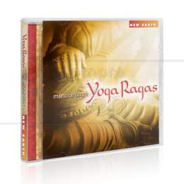 YOGA RAGAS (IMPORTADO)|MANOSE SINGH  -  NEW EARTH
