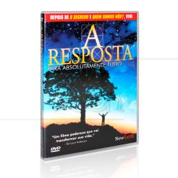 RESPOSTA, A - PARA ABSOLUTAMENTE TUDO|NEW EARTH