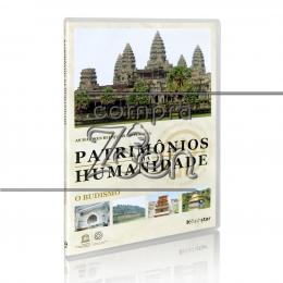 DVD PATRIMÔNIOS DA HUMANIDADE - O BUDISMO|UNESCO  -  FLASHSTAR