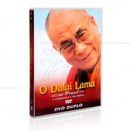 DVD DALAI LAMA NO BRASIL, O - A COMPAIXÃO É UM PODER (DUPLO)|FLAVIA MORAES  -  PALAS ATHENA