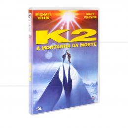 DVD K2 - A MONTANHA DA MORTE|FRANC RODDAM  -  SPECTRA NOVA