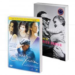 PROMOÇÃO KIT CHICO XAVIER – DVD + LIVRO|VÁRIOS