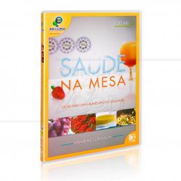 DVD SAÚDE NA MESA VOL. 2 - DICAS PARA UMA ALIMENTAÇÃO SAUDÁVEL|RECORD ENTRETENIMENTO  -  FLASHSTAR FILMES