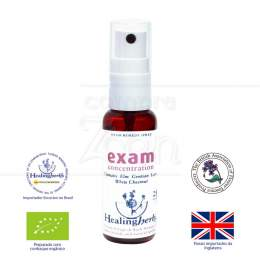 EXAM (CONCENTRATION) - COMPOSTO FLORAL DE BACH EM SPRAY|HEALING