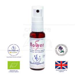FIVE FLOWER SPRAY (RESCUE) - COMPOSTO FLORAL DE BACH EMERGENCIAL|HEALING