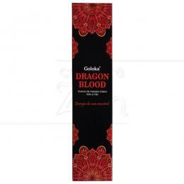 DRAGON BLOOD (ENERGIA DE CURA ANCESTRAL)  INCENSO MASALA GOLOKA|GOLOKA SEVA TRUST - ÍNDIA