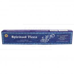 INCENSO MASALA SREE GAJANANA SPIRITUAL FLORA|SREE GAJANANA PERFUMARY WORKS  -  ÍNDIA