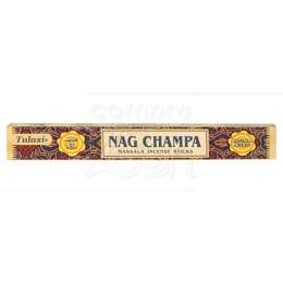 NAG CHAMPA INCENSO MASALA TULASI|SARATHI INTERNATIONAL INC. -  ÍNDIA