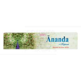 ANANDA (HAPPINESS) INCENSO MASALA NIKHIL´S|NIKHIL PRODUCTS  -  ÍNDIA