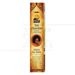 SAI CHANDAN (SÂNDALO) INCENSO MASALA SATYA SAI BABA| G R INTERNATIONAL  -  ÍNDIA