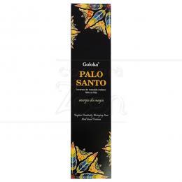 PALO SANTO (ENERGIA DA MAGIA) INCENSO MASALA GOLOKA|GOLOKA SEVA TRUST - ÍNDIA