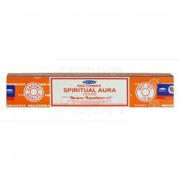 SPIRITUAL AURA INCENSO MASALA SATYA SAI BABA NAGCHAMPA|SHRINIVAS SUGANDHALAYA - ÍNDIA